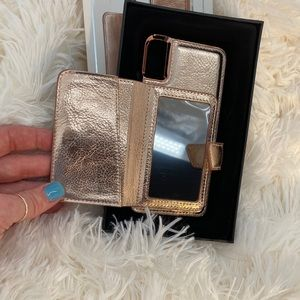 Other - Compact mirror phone case